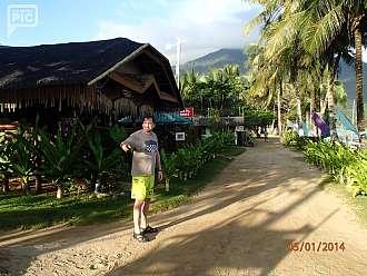 prvni zastavka ...Sabang,krasna plaz,kopce