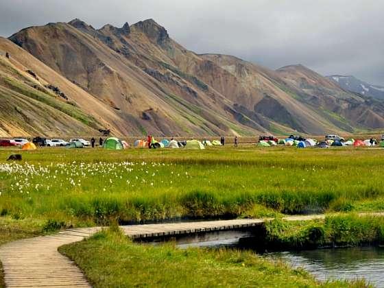 Jak poznat Island během 55 km- trek Laugavegurinn