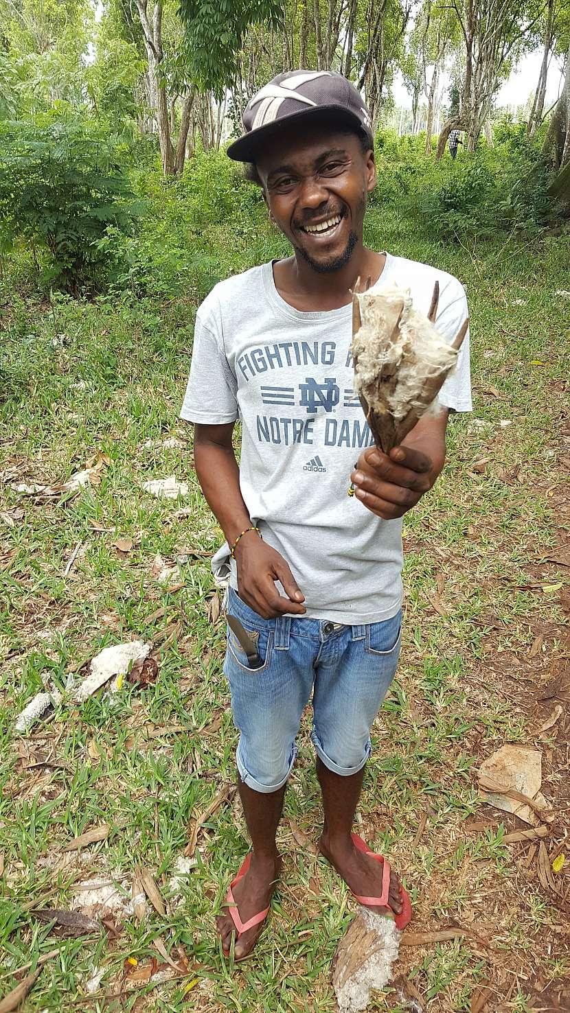Spice Tour - výlet za kořením na farmu v Kizimbani