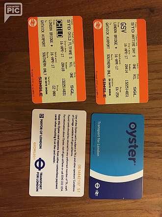 Čtyřdenní návštěva Londýna