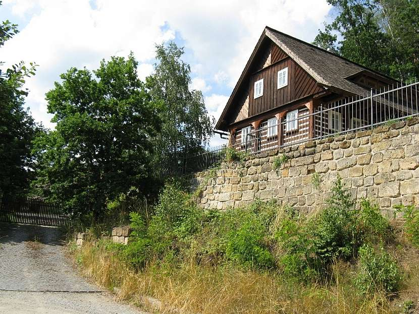 Osada Horní Dubová hora