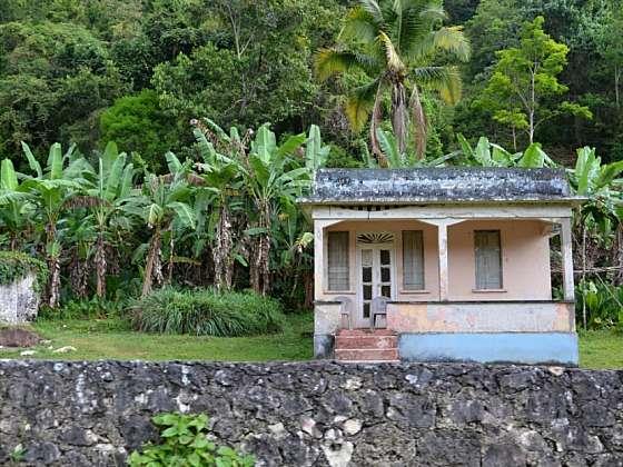 Jamajský venkov - okolí Montego Bay