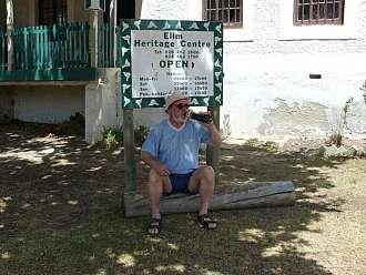 Moravský skanzen má i palmy