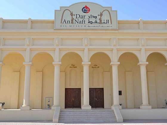 Muzeum ropy v Bahrajnu