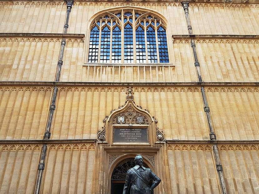 Knihovna Bodleian