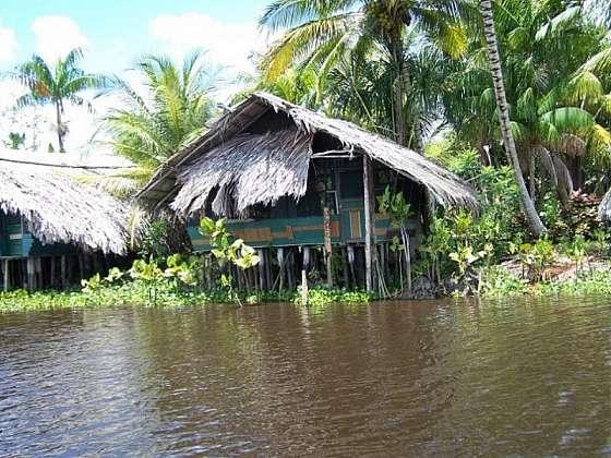Výprava po deltě řeky Orinoco