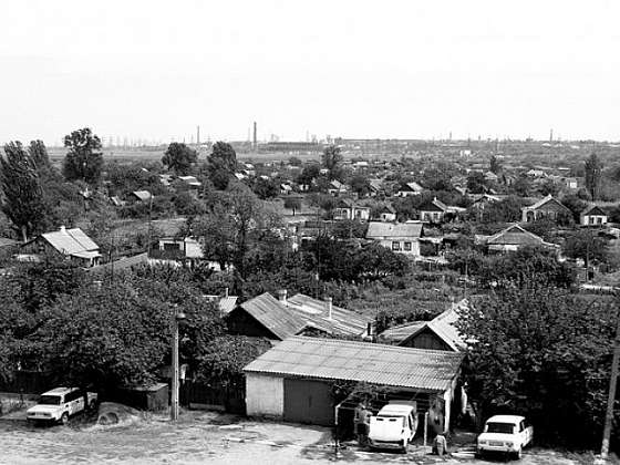 Mariupol (Маріуполь) - Ocelové město