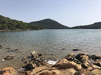 Telaščica - solné jezero
