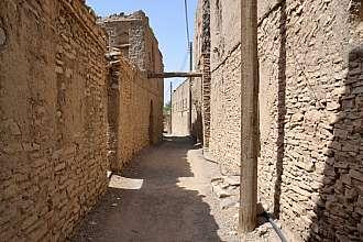 Po stopách perských bojovníků u Qaroot Al Janubiyah