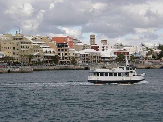 Obrázky z Bermud, část 1.
