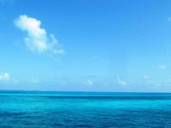 cestou na Isla de Mujeres