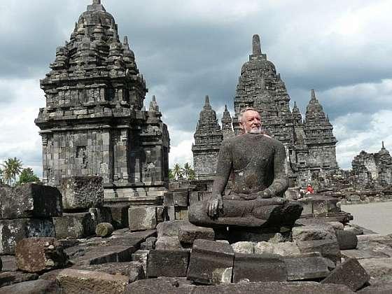 Prambanan a legenda o princezně Loro Jonggrang