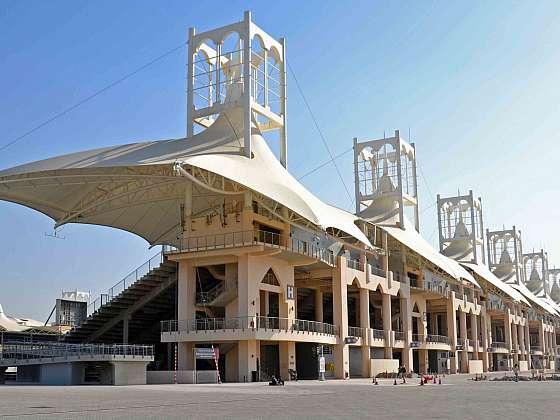 Bahrajnský mezinárodní okruh v Sakhir