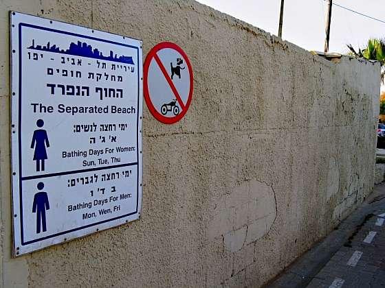 Tel Aviv a jeho promenáda