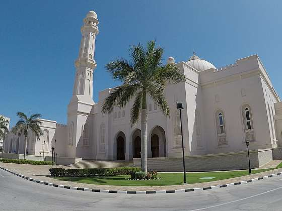 Mešita sultána Kábúse ibn Saída v Salalah