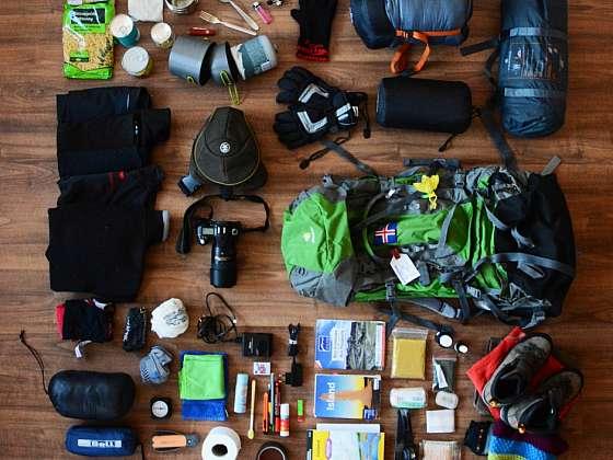 Islandem pěšky a s batohem