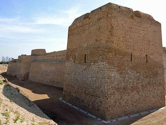 Pevnost Qal'at al-Bahrain