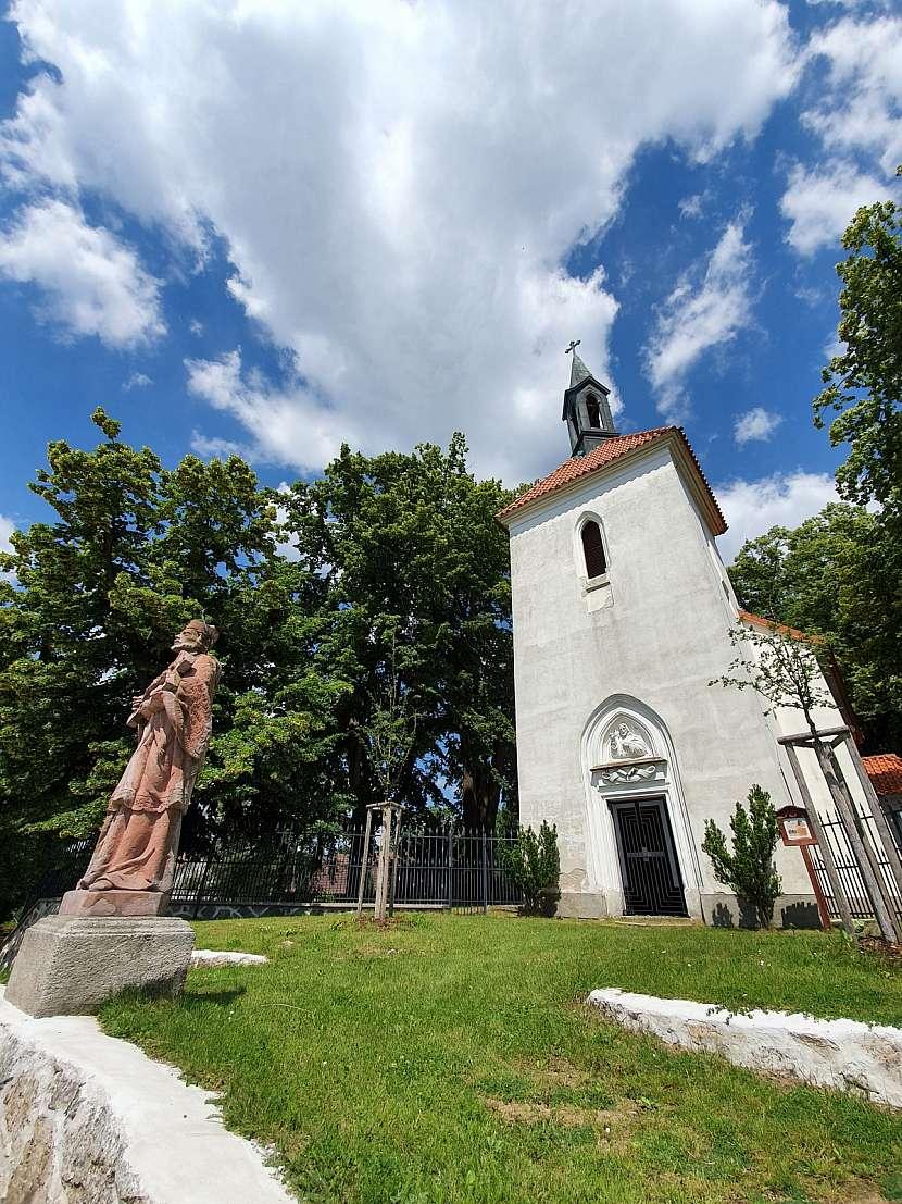 Kostel sv.Havla v Ratměřicích