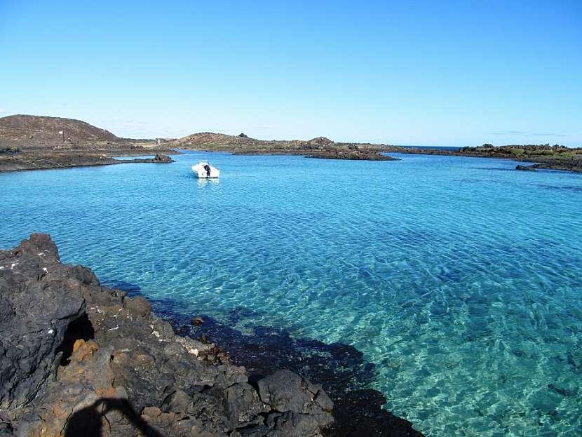 Ostrov Los Lobos