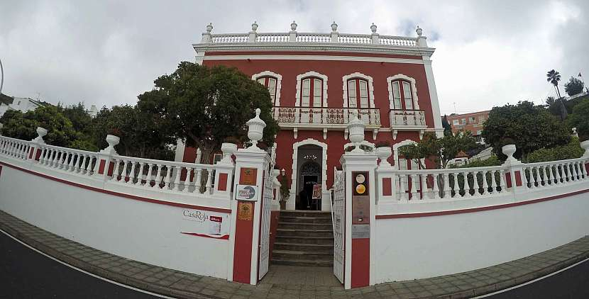 Muzeum původní řemeslné tvorby na La Palmě.