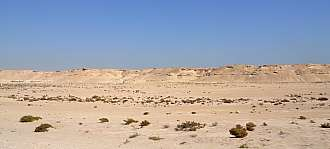 Bahrajnská poušť