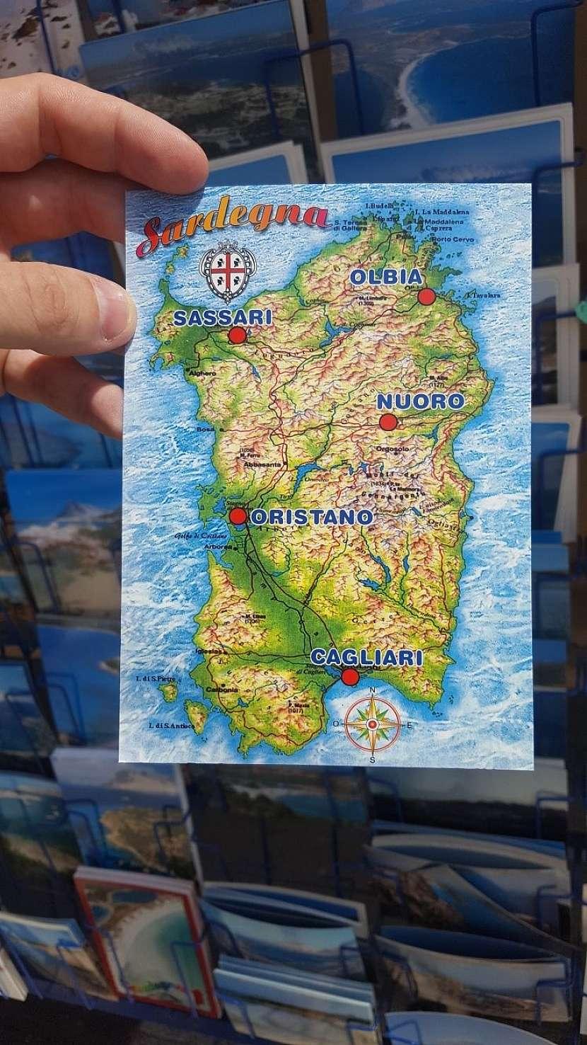 Olbia - vstupní brána do severovýchodní Sardinie