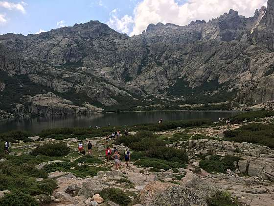 Lac de Melu
