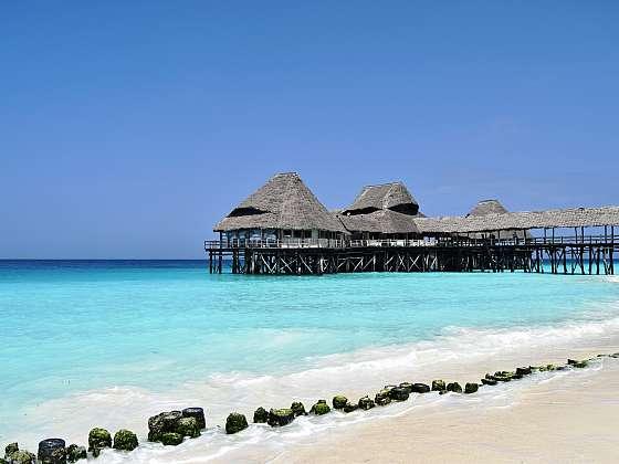 Zanzibar - Nungwi - jedna z nejkrásnějších pláží