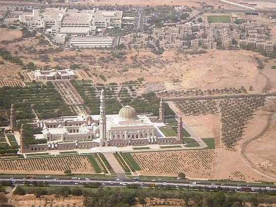 Fotky z Ománu