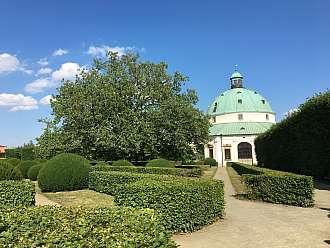 Kroměřížský zámek a Květná zahrada