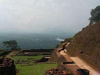 "Sigiriya ""Lví skála"" s legendou krutostí a zloby"