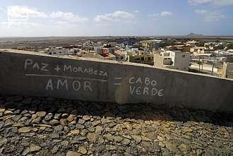 Espargos - hlavní město ostrova Sal