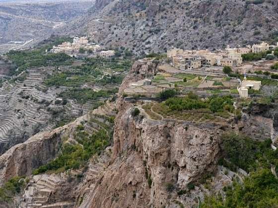 Život v Džebel Achdar الجبل الأخضر