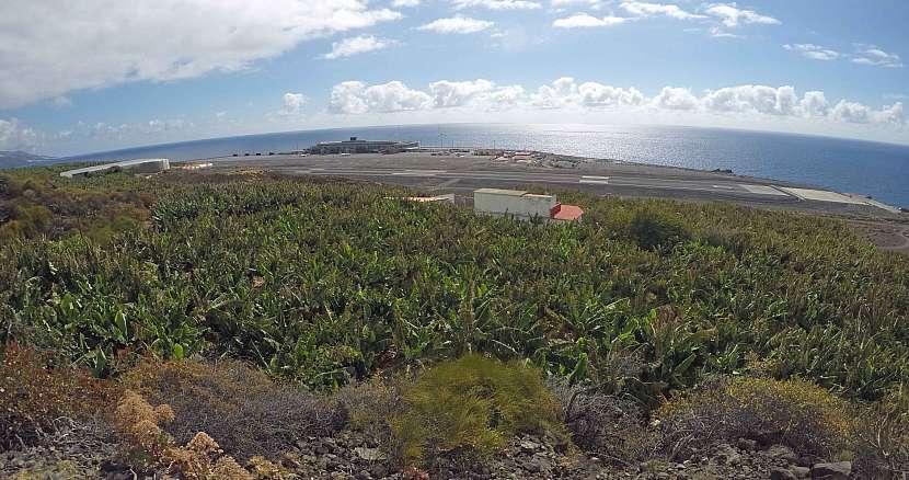 Letiště na La Palmě