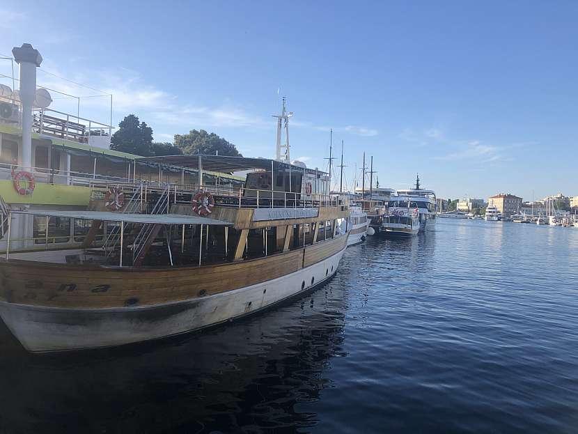 Výletní loď Arbiana