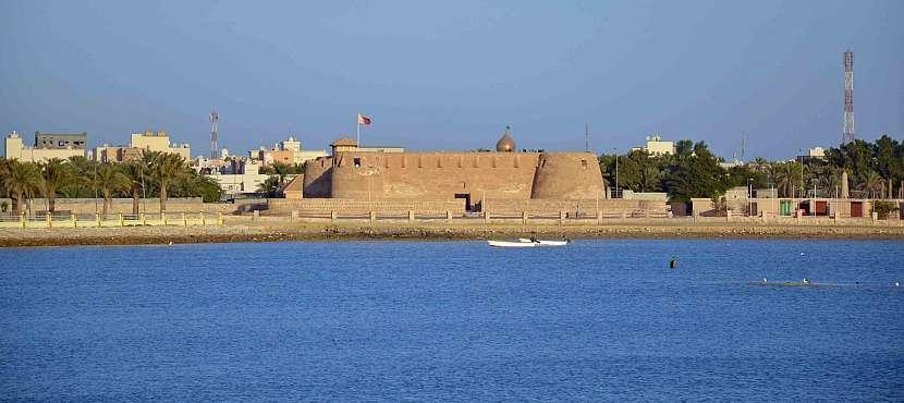 Pevnost na pevnost Bu Maher v Bahrajnu.